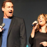 Amber and Michael duet