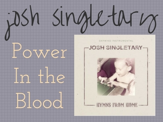 jsingletary-powerintheblood
