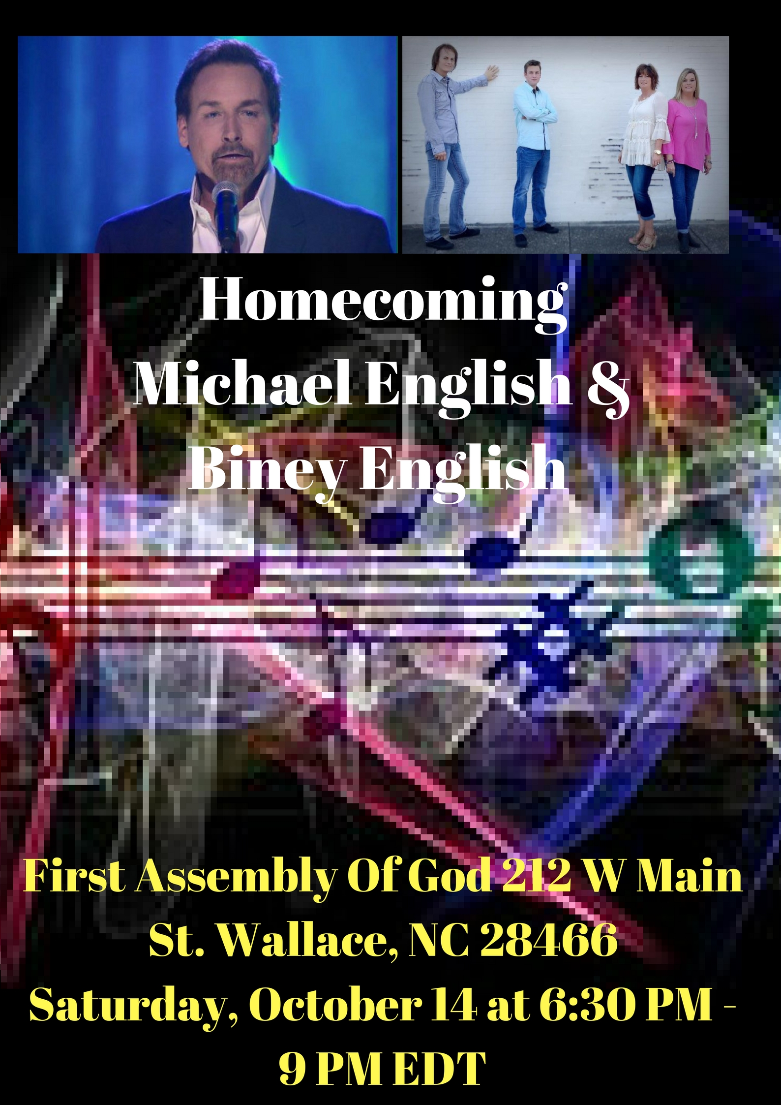 Welcome to Second Assembly of God
