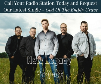 Call Your Radio Station Today and Request Our Latest Single – God of