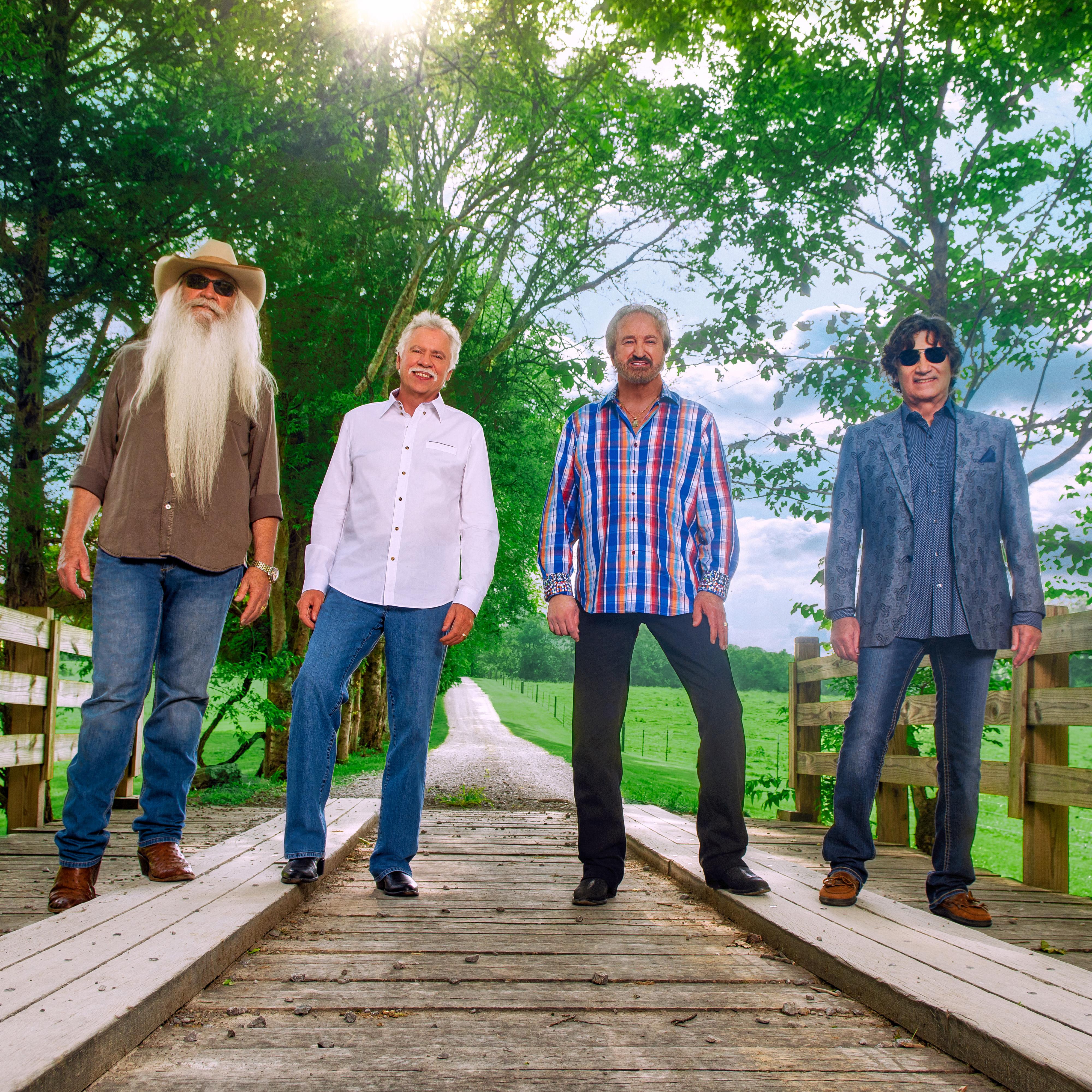 Tune In Alert Oak Ridge Boys On Sirius Xms Prime Country Tonight